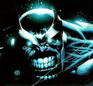Thanos by Adam Kubert