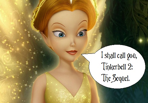 Tinkerbell, the Fairy Queen