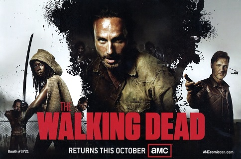The Walking Dead San Diego Comic-Con promo