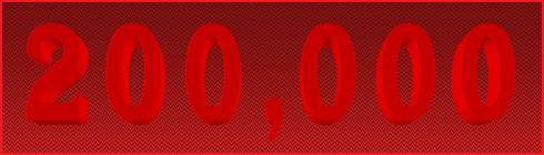 200,000 page views at the comicsagogo.com website