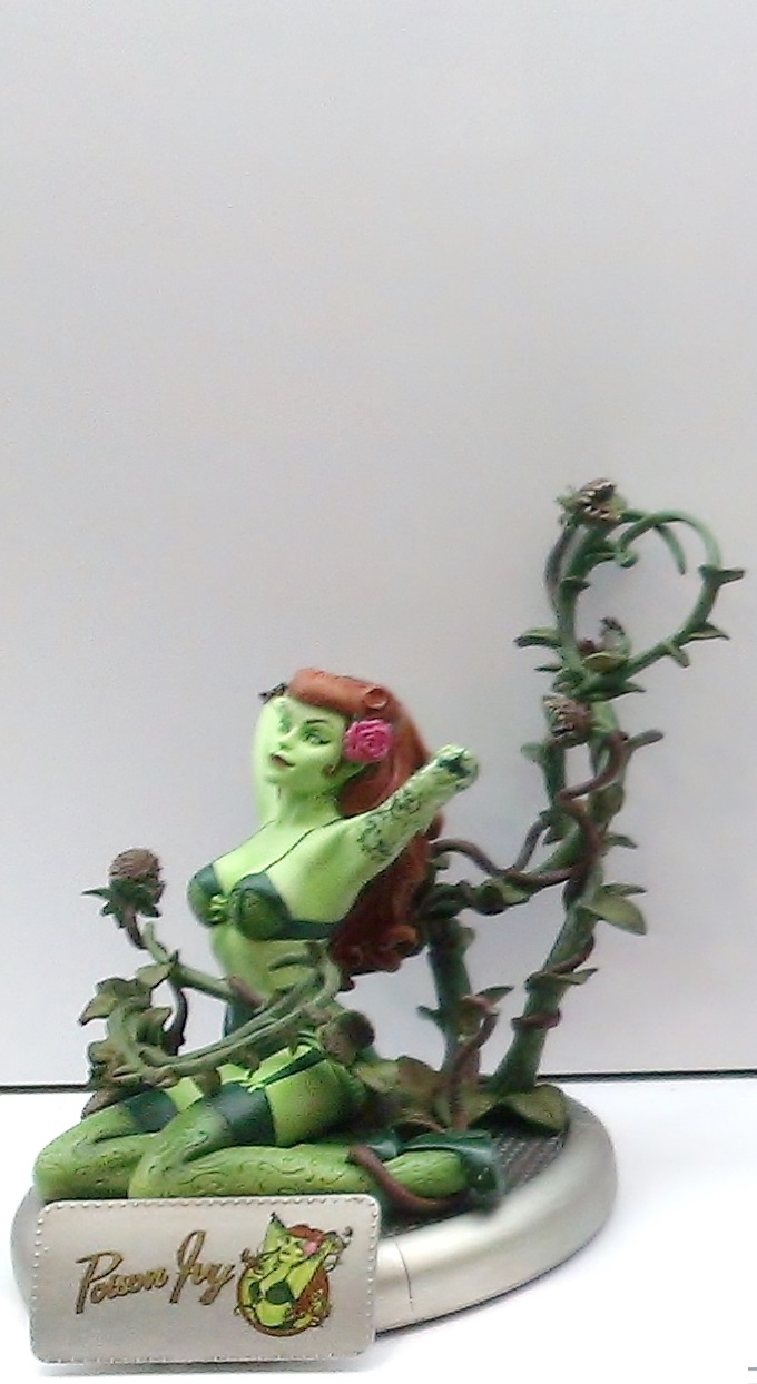 DC Bombshell - Poison Ivy Statuette