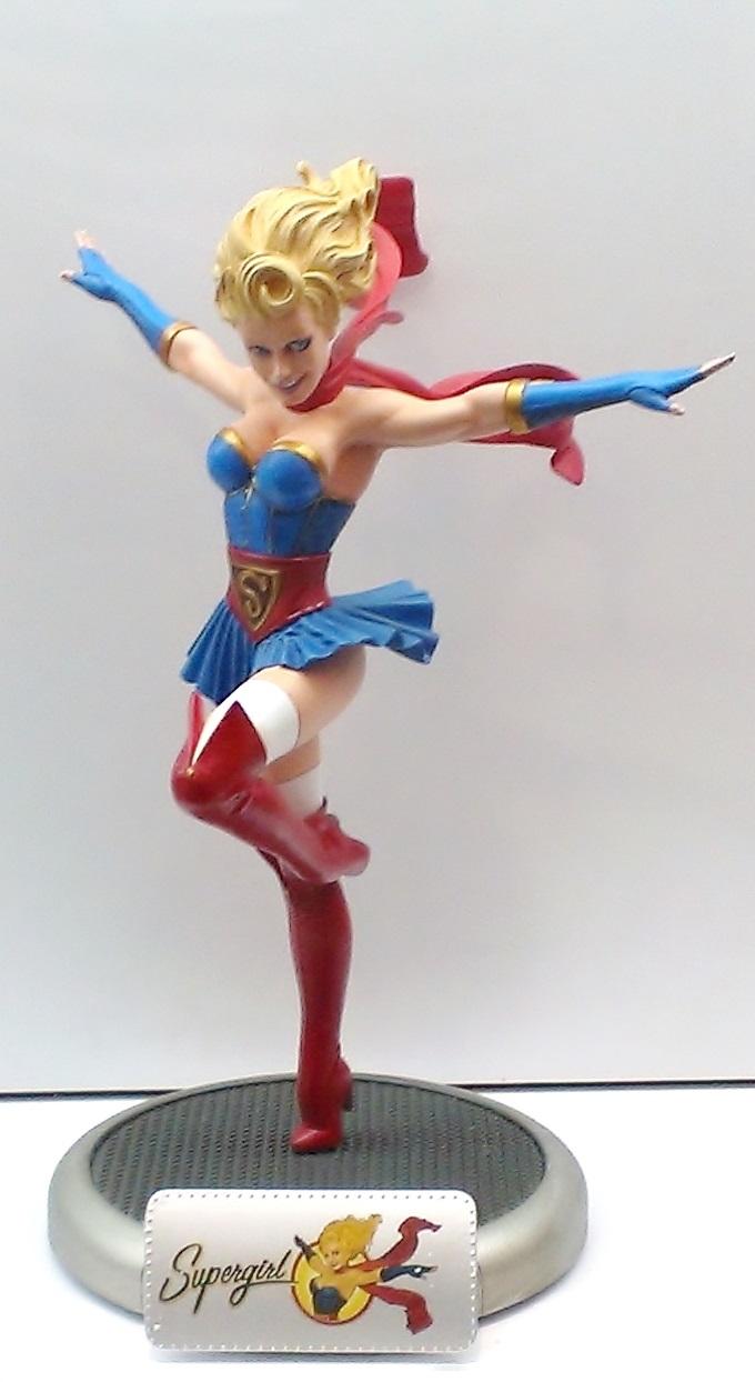 DC Bombshell - Supergirl Statuette