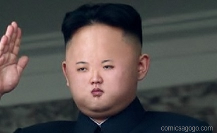 Kim Jong-un Satire