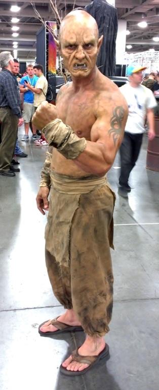Cosplayer, Salt Lake Comic-Con