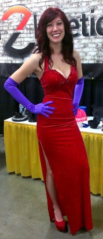 Sexy Cosplayer, Salt Lake Comic-Con