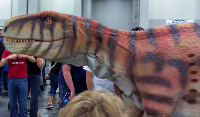 Dinosaur, Salt Lake Comic-Con