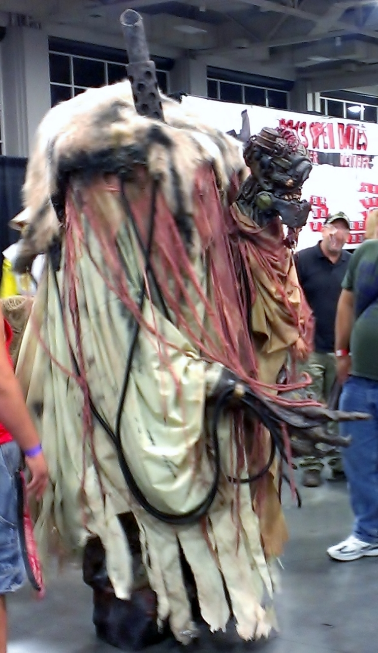 Fear Factory Monster at Salt Lake Comic-Con