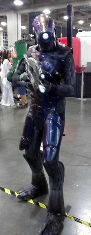 Cosplayer Salt Lake Comic-Con