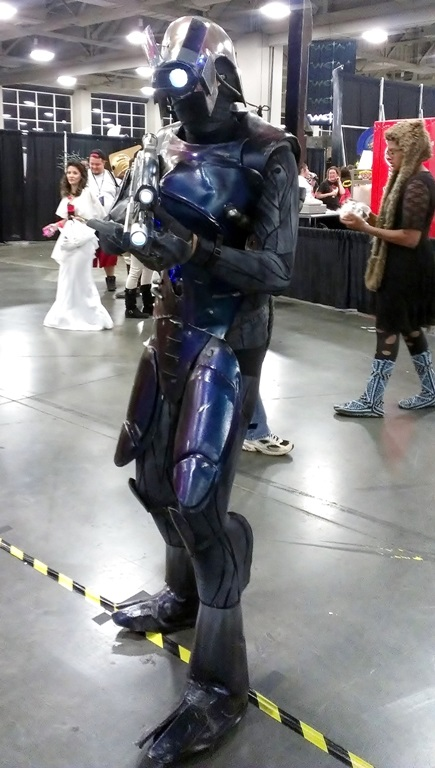 Cosplayer, Salt Lake Comic-Con
