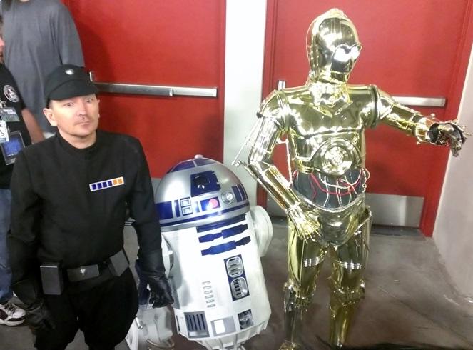 Star Wars Cosplayers, Salt Lake Comic-Con