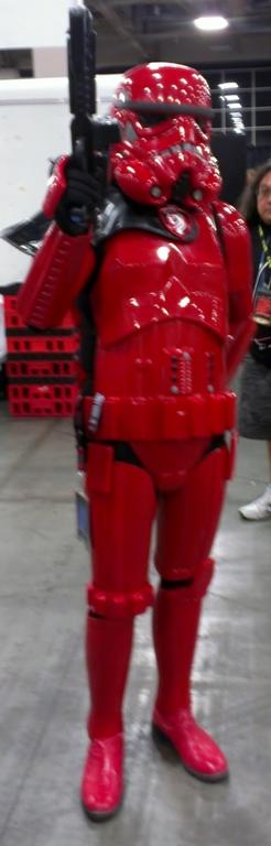 Star Wars Cosplayer, Salt Lake Comic-Con