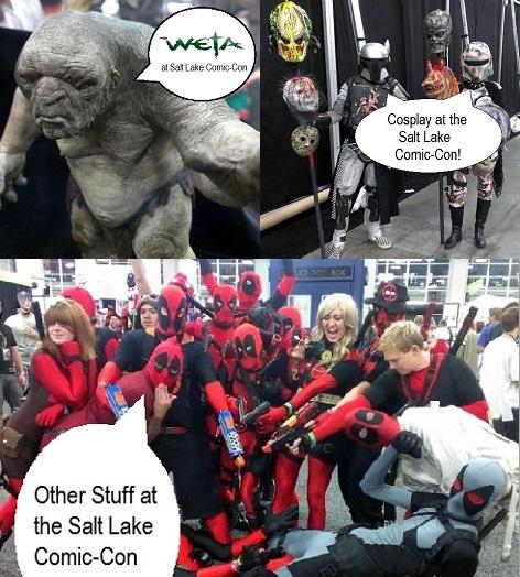 Posts about Salt Lake Comic-Con