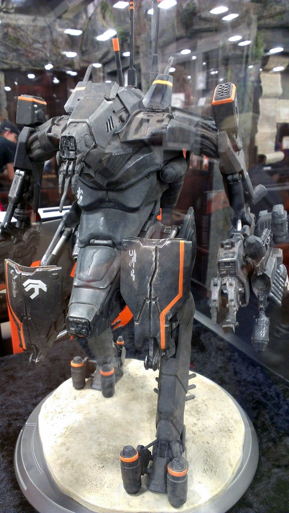 District 9, Weta Workshop