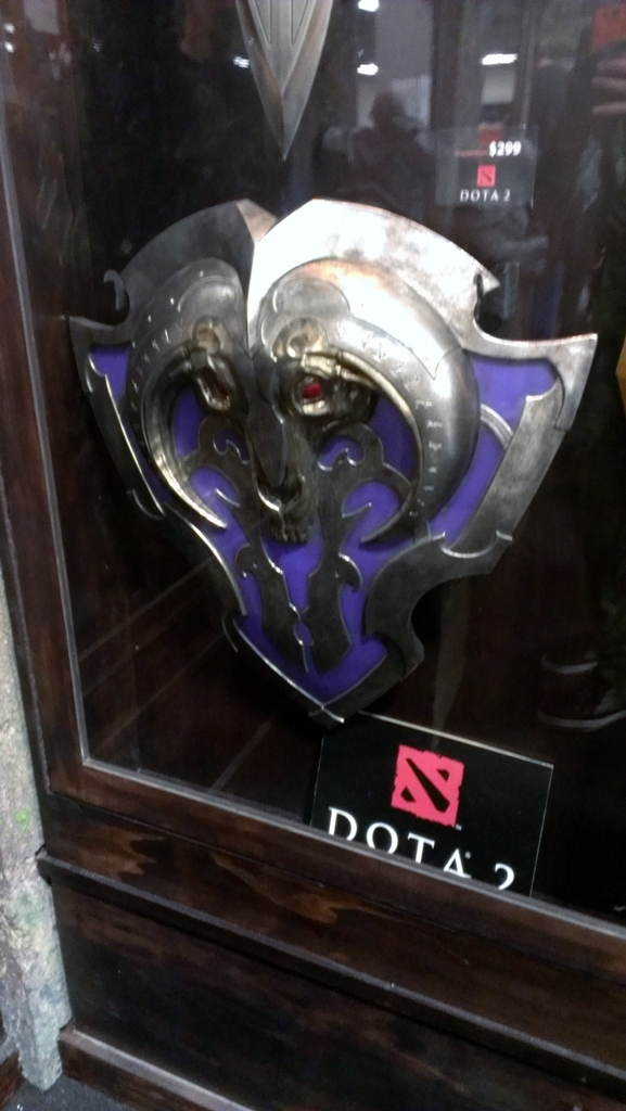 Dota 2, Weta Workshop