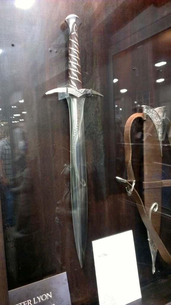Weapons from The Hobbit, Weta Workshop