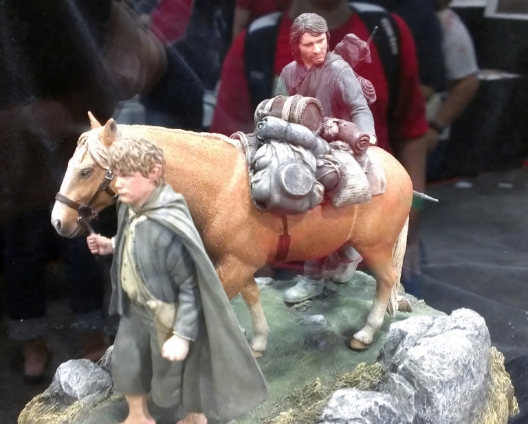 The Lord of the Rings, Weta Workshop