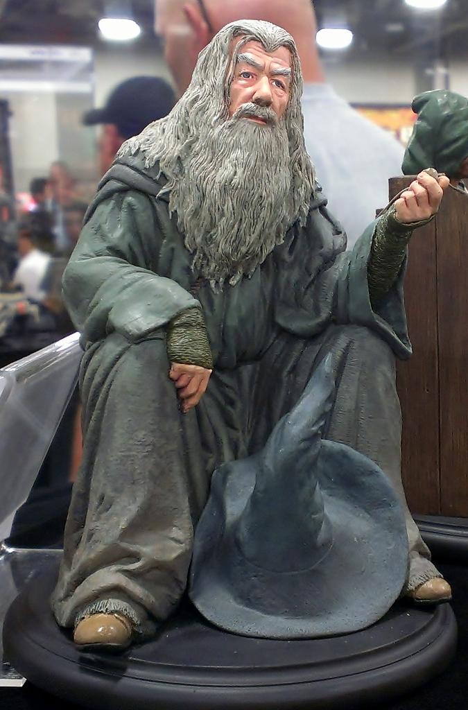 Gandalf, Weta Workshop