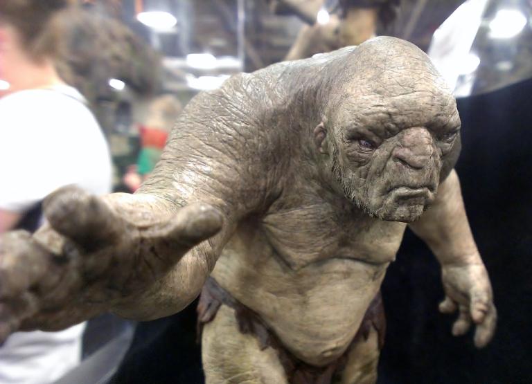 Troll, Weta Workshop