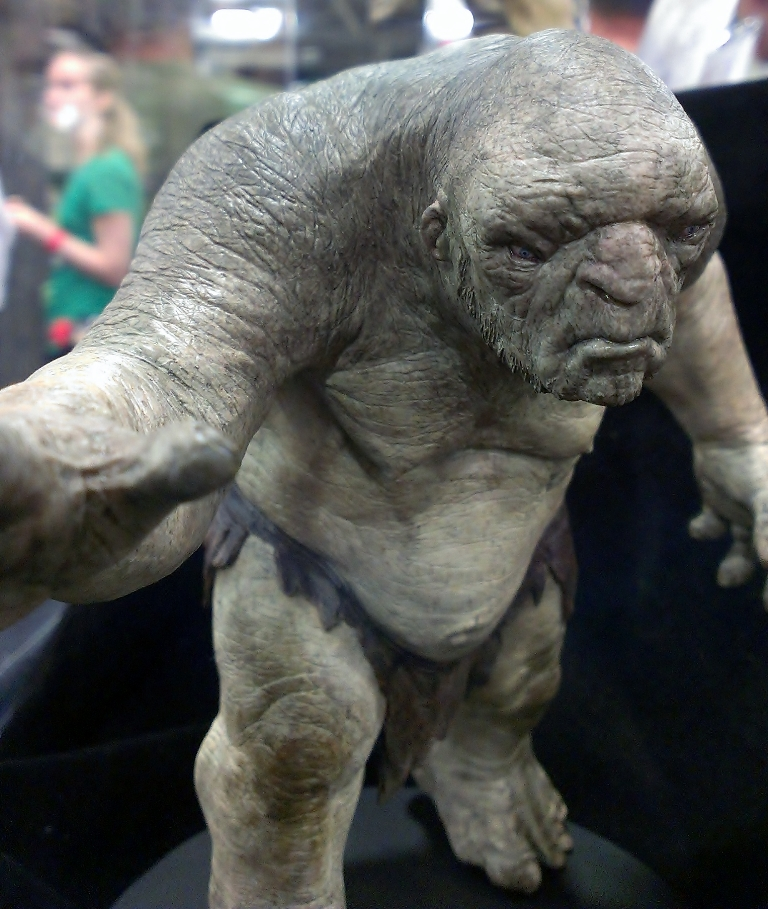 Troll, Weta Workshop