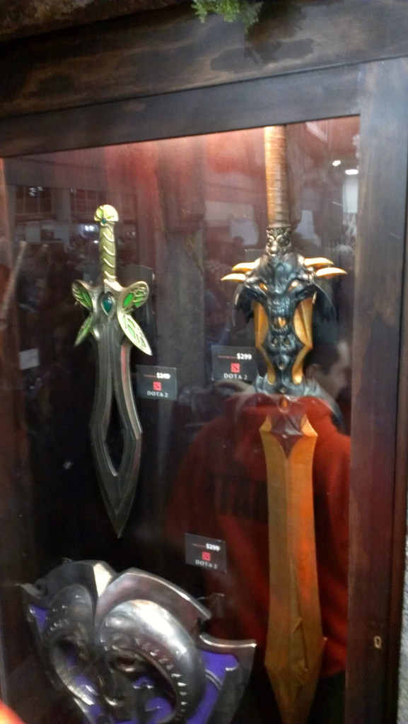 Dota 2 weapons, Weta Workshop