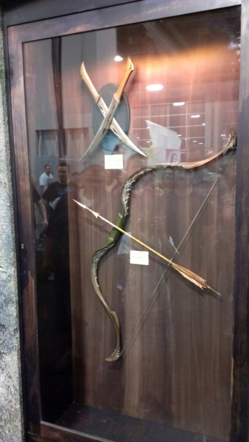 Lord of the Rings weapons, Weta Workshop