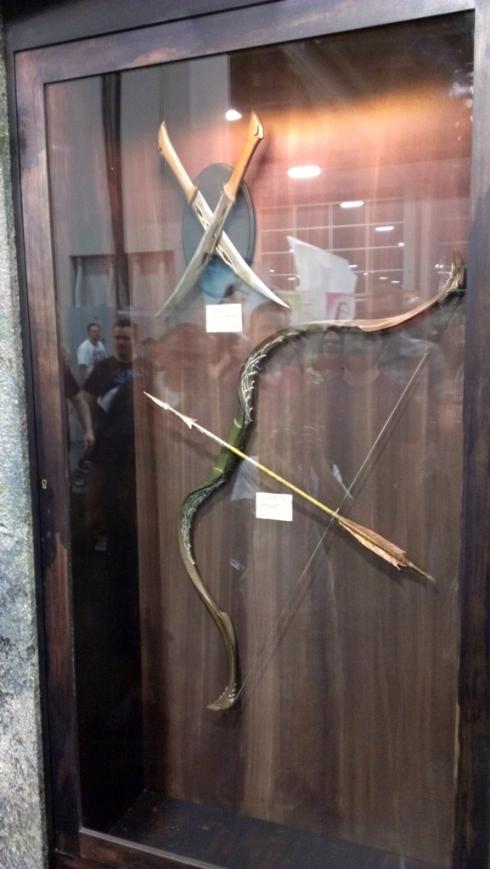 Lord of the Rings weapons, Weta Workshop