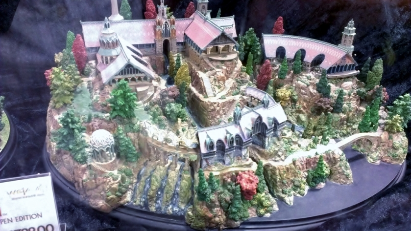 Rivendell, Weta Workshop