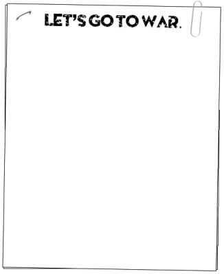 Staple vs. Paperclip on Paper