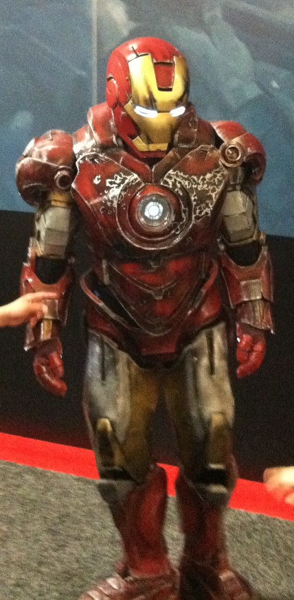 Iron Many Cosplay