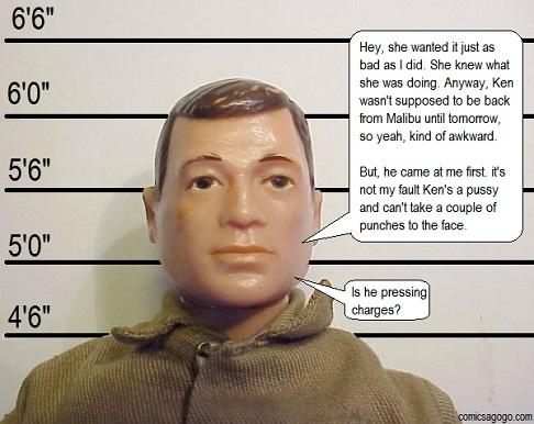 G.I. Joe humor