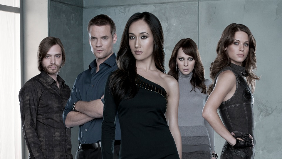 Nikita Cast for the Series Finale