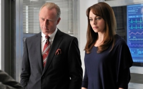 Percy and Amanda, Villains in Nikita