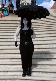 death-cosplay