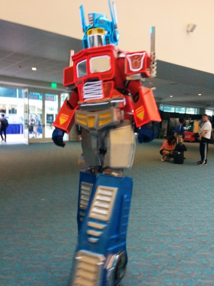 transformers-cosplay
