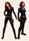 Cosplay of Black Widow, Agent of S.H.I.E.L.D. Cosplayer