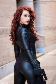 Cosplay of Black Widow, Agent of S.H.I.E.L.D.