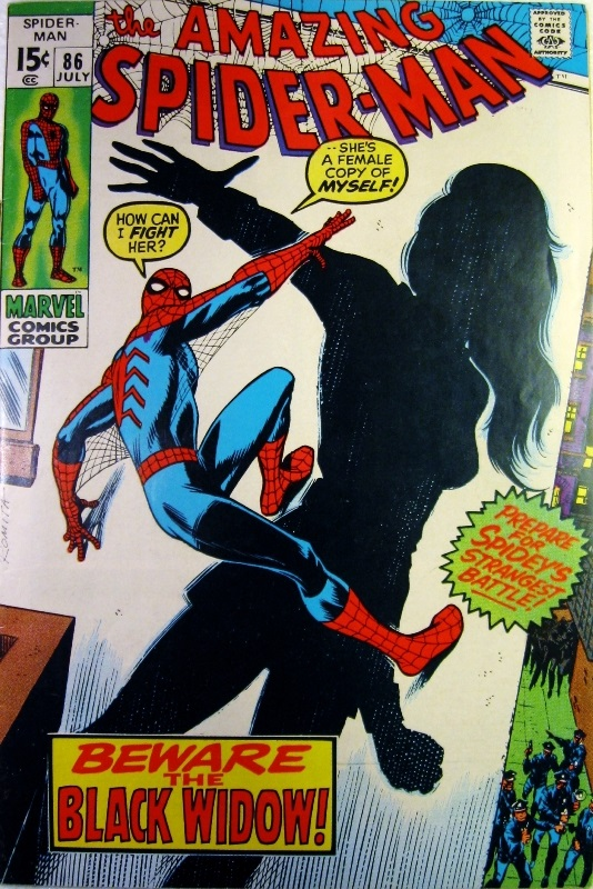 0 for Amazing Spider-man #86 by