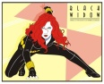 Black Widow design