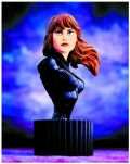 Black Widow bust