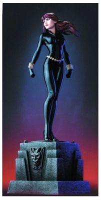 Black Widow figure