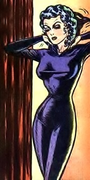 Miss Fury, Golden Age Comic Book Character