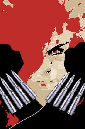 Black Widow art by Phil Noto