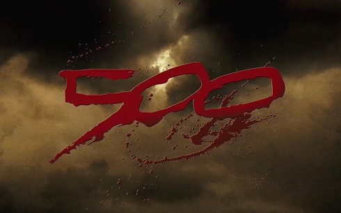 The number 500
