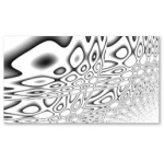 Animated Shimmering Abstract Art