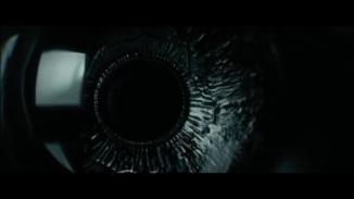 The Girl with the Dragon Tattoo - Eye from Title Sequence