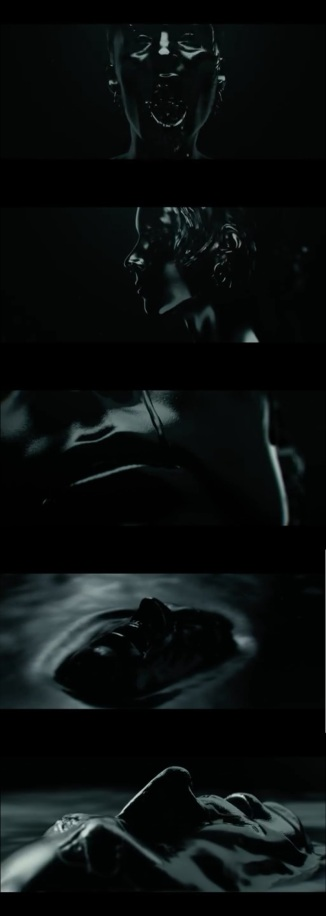 The Girl with the Dragon Tattoo - Faces from Title Sequence