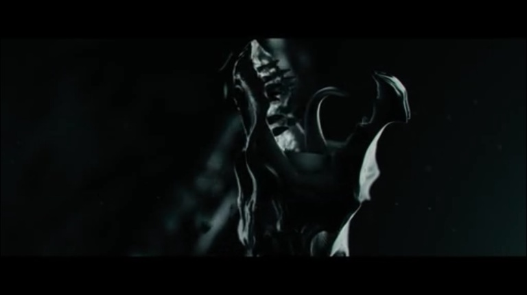 The Girl with the Dragon Tattoo - Dragon from Title Sequence