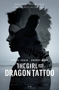 Thumbnail poster for the Girl with the Dragon Tattoo (2011)