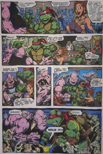 Teenage Mutant Ninja Turtles in Munden's Bar Page 4