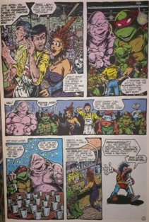 Teenage Mutant Ninja Turtles in Munden's Bar Page 5